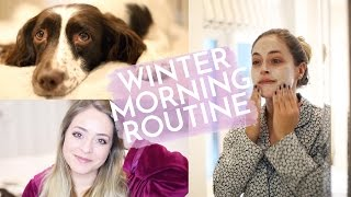 My Morning Routine - WINTER WEEKEND! (Ad)   Fleur De Force