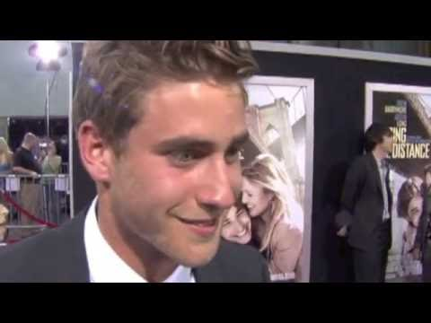 Oliver Jackson-Cohen Interview - Going the Distance