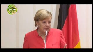 NIGERIA AND GERMANY SIGN TRADE AND INVESTMENT AGREEMENT AS BUHARI HOSTS ANGELA MERKEL