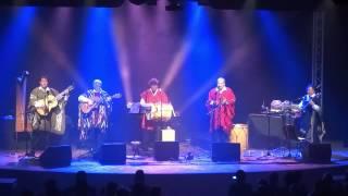 Musique latino-américaine et sud-américaine par Los Koyas, extraits de concert