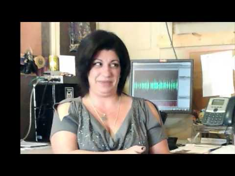 The Gift of Gabby Part 1 of 2 (Interview With Voiceover Coach Gabrielle Nistico)