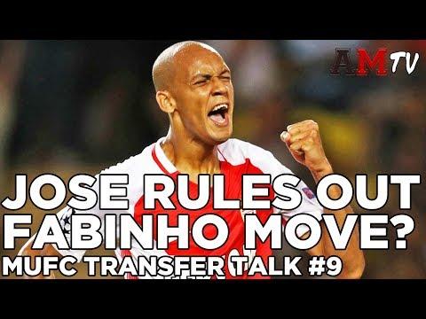 Mourinho Rules Out Fabinho Move?!   MUFC Transfer Talk #9