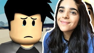 REACTING TO LET ME GO | Roblox Music Video