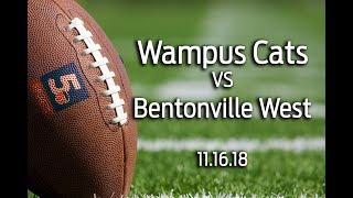 Wampus Cats Vs Bentonville West