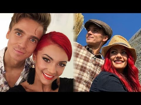 YouTuber Joe Sugg REVEALS If He's Dating Dancing Partner Dianne Buswell
