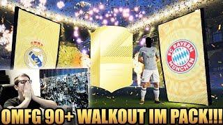 FIFA 18: OMG 90+ WALKOUT im PACK OPENING!😱😱 - Ultimate Team (Deutsch)
