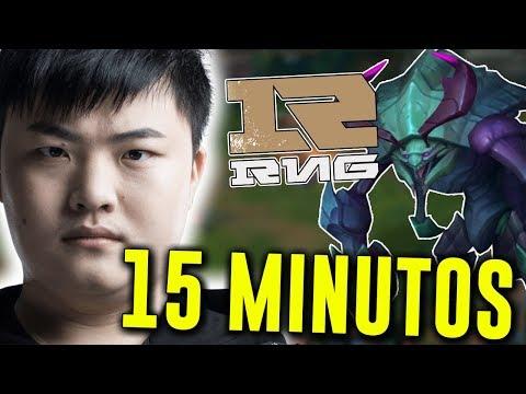 RNG: EL MEJOR EQUIPO DEL MUNDO ESTA ABSOLUTAMENTE IMPARABLE! ¿GG KOREA? || League Of Legends