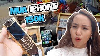 Mua được iPhone giá 150k ở chợ phế liệu Sài Gòn ?