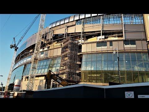 Spurs New Stadium - White Hart Lane - 20 April 2018