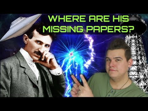 The TRUTH About Nikola Tesla And His Stolen Work