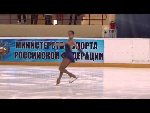 ISU CS Mordovian Ornament 2015  Ladies  КП 4 Fruzsina MEDGYESI HUN