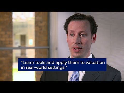 Valuation: Programme overview | London Business School