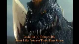 Godzilla (Годзилла): Just Like You (Decided to Titanzilla3000 and skullarma)