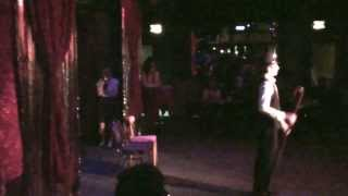 Charlie Champlayin Performs Charlie Chaplin Remix at Mister Powerdiva 2014