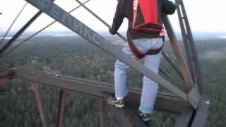 Base прыжки в Костроме, Галиче, Казани и Н.Новгороде