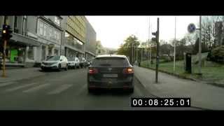 SlowTV - Harstad Rush traffic min.for min.(Cinemascope)