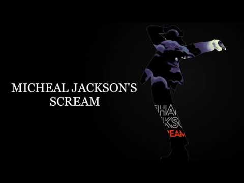 Micheal Jackson   Scream Fanmade World Tour Audio