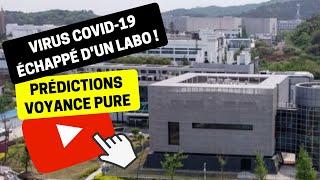 Voyance 195-2 | Le Covid-19 échappé d'un Laboratoire à Wuhan ! | Bruno Voyant Chine Virus Montagnier