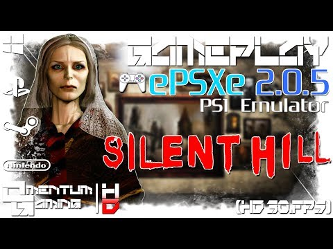 silent-hill---epsxe-2.0.5-|-ps1-emulator-intro-&-gameplay-|-hd.1080p-30ᶠᵖˢ
