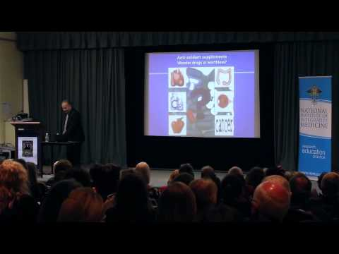 NIIM Free Public Lecture Featuring Dr Ross Walker 'The 5 Point Way to a Healthy Life'