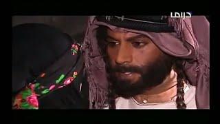 مشهد من مسلسل نمر بن عدوان