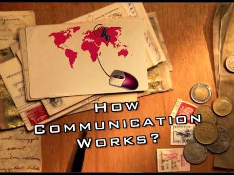 Communication Process, Theories & Model Of Communication