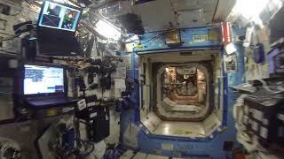 国際宇宙ステーションは居心地がいいのか?閉所恐怖症にとっては悪夢のような場所であることが判明