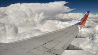 Cloud Surfing Into Las Vegas