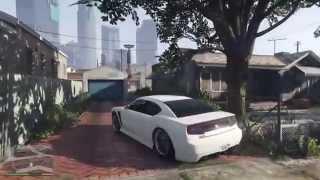 GTA V - Gameplay - Walkthrough   PS4 HD   Part 4   No Commentary