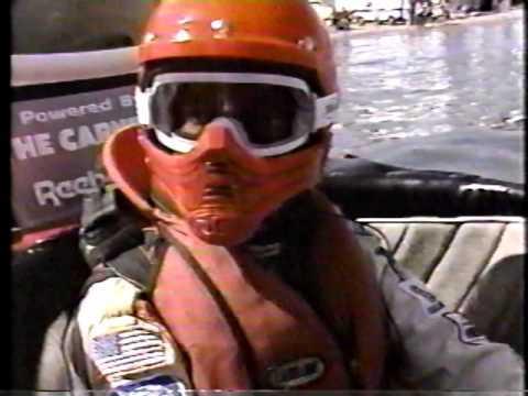 Las Vegas 1987 Unlimited Hydroplane Racing