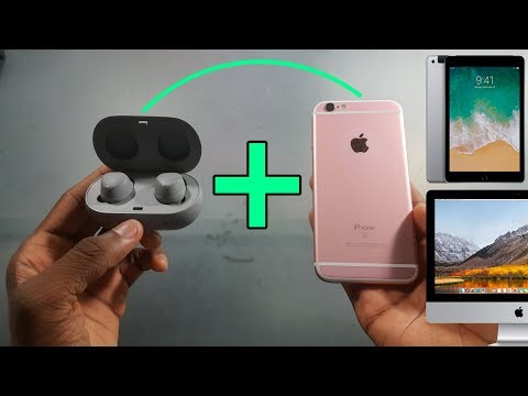 How to Pair Samsung Gear IconX (2018) to Any Apple Device