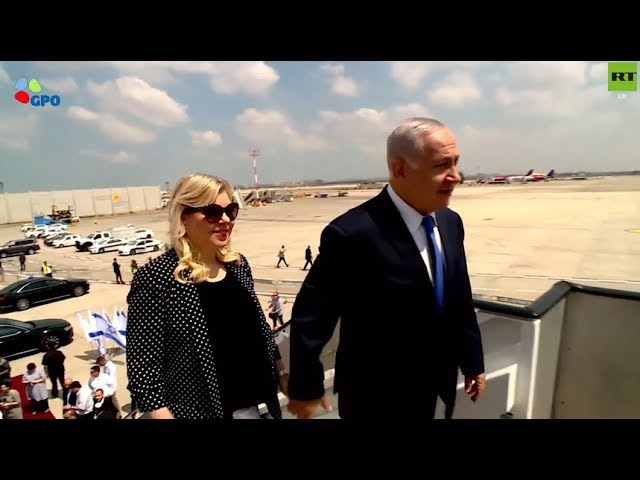 Netanyahu embarks on three day Eurotrip