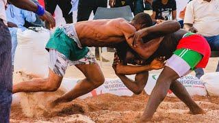 African Warriors Fighting Championship: Enifiok Ekere vs Alhundani Yakubu  - full wrestling bout