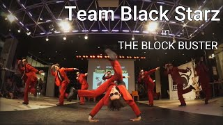 Team Black Starz Guest showcase in THE BLOCK BUSTER vol.5