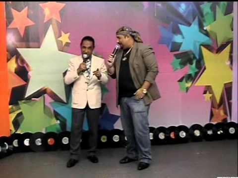 Só No Vinil Na TV  04  09   Apresentação Hugo Tupã O Cigano