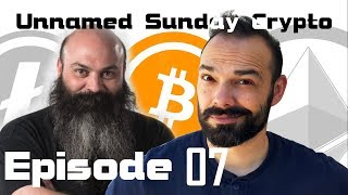 Unnamed Sunday Crypto - Episode 07: Stay Frosty, Starbucks... ICE-y, maybe...?