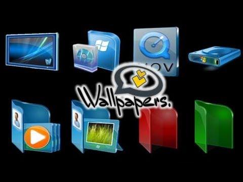 7a2295618c2e6 Descargar Pack de iconos HD gratis para Windows 7