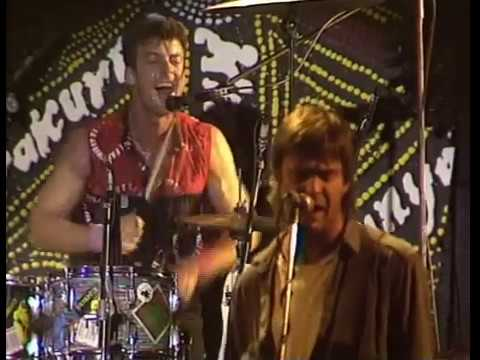Midnight Oil - Live @ RMIT, Melbourne, Australia - March 7, 1987