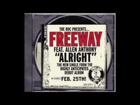 Freeway ft. Allen Anthony - Alright (Acapella)