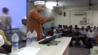 Aam Aadmi Party Preferential voting Laxminagar -- Part III