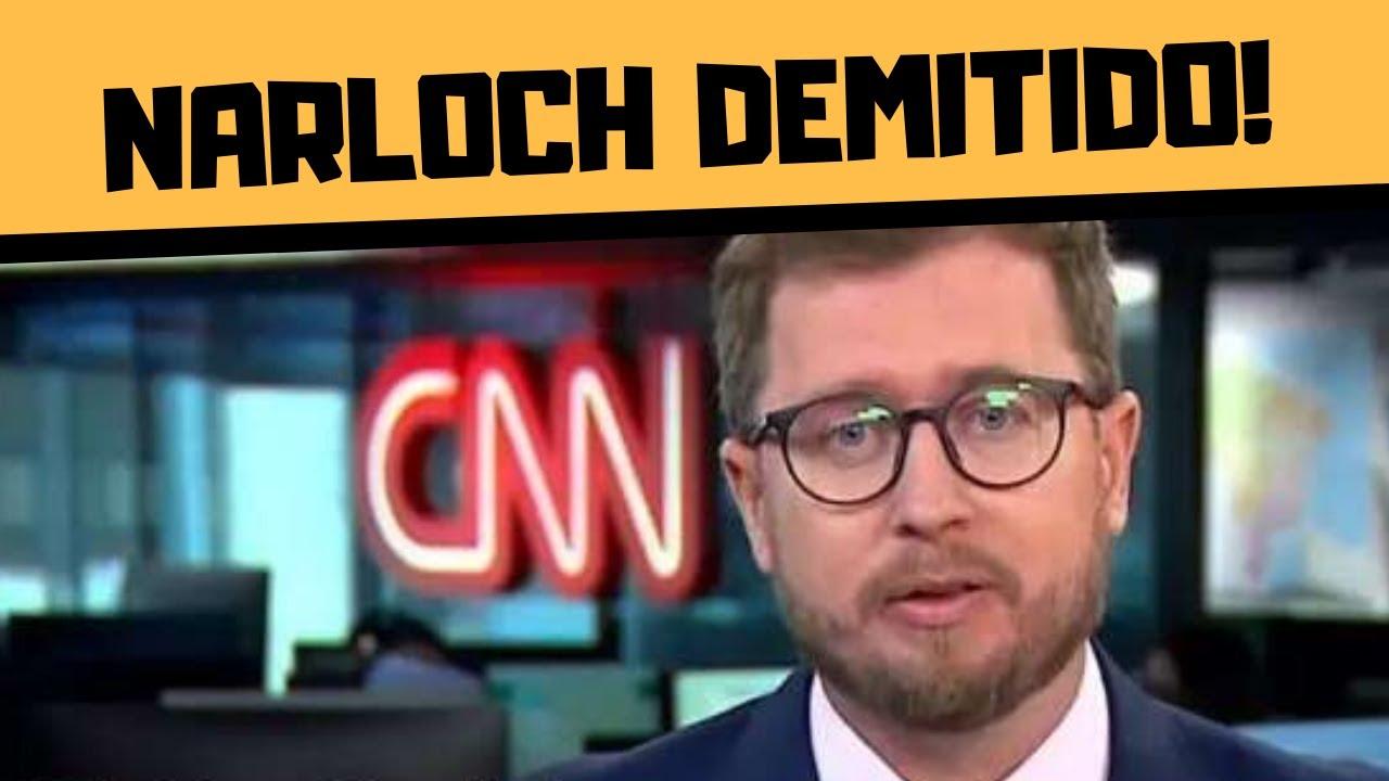 NARLOCH DEMITIDO DA CNN BRASIL!!!