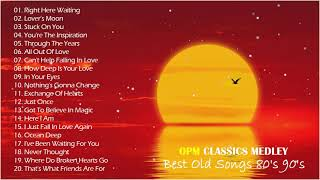 Download lagu Classic Love Songs Nonstop - Best Old Songs 80's 90's - Beautifful OPM Love Song Of All Time