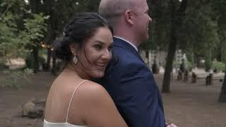 Gabby & Brian Buckham Wedding