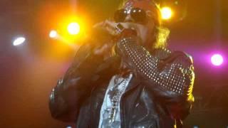 Guns N' Roses - Paradise City - Las Vegas - Live 2011