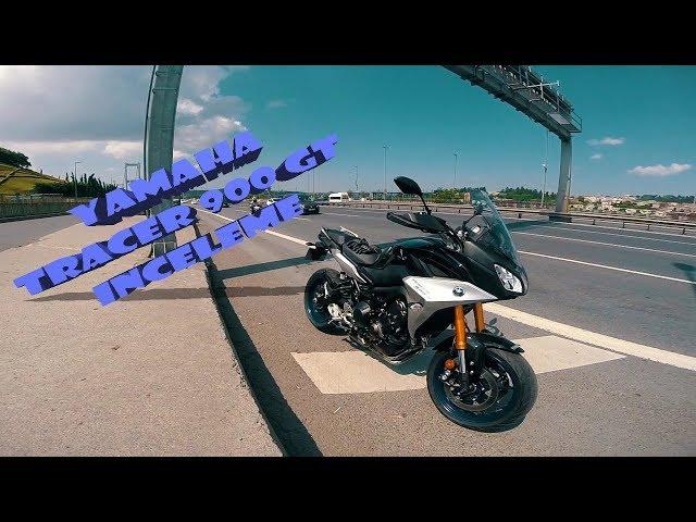 Yamaha Tracer 900 GT İncelemesi / MotoVlog