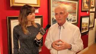 KATIE CHATS: RICHARD RIVERIN, ARTIST/AUTHOR, LISS GALLERY