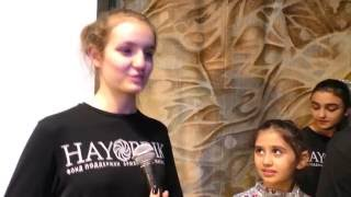 Скачать Репортаж с сольного концерта Ансамбля HAYORDIK в Белой Даче