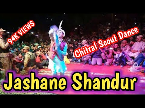 CHITRAL Scout Dhool MUSICAL NIGHT Shandoor Festival 2017 Mehboob Hussain scout chitral Talwar Dance