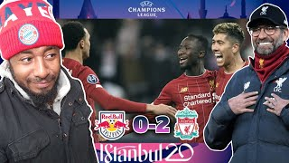 Red Bull Salzburg 0-2 Liverpool | Embarrassment Averted! | Napoli 4-0 Genk