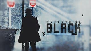 ►MultiFandom | Everything Black